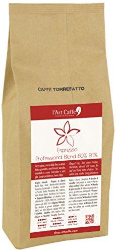 l'Art Caffè | Espresso Professional Blend | Hochwertiger Premium-Kaffee aus Arabica- und...
