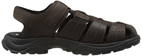 Timberland CA14YY hommes Sandale Marron