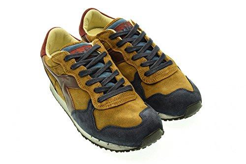 DIADORA HERITAGE uomo sneakers basse 157664 C5976 TRIDENT S SW tg 42