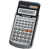 Genie Taschenrechner 102SC Dual-Power grau