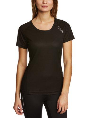Dare 2b Bloombreak II T-shirt de cyclisme pour femme noir - Noir