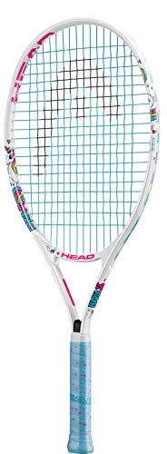 HEAD Kinder Maria 25 Tennisschläger, weiß, 63,50 cm