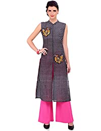 IndusDiva By Neeta Lulla Kurta With Palazzo Pants