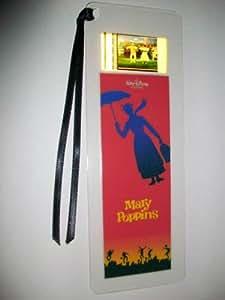 MARY POPPINS Disney Movie Memorabilia Film Cell Bookmark