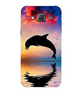 Doyen Creations Designer Printed High Quality Premium case Back Cover For Samsung Galaxy E7