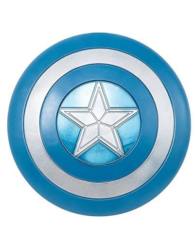 Horror-Shop Captain America Schild für Kinder 31,5cm für Fasching & Halloween
