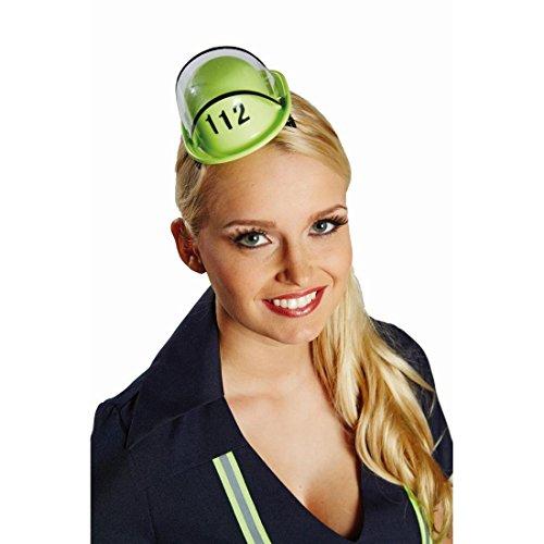 m Mini Feuerwehr Helm Feuerwehrmann Minihut Miniatur Hut 112 Mottoparty Kopfschmuck Karneval Kopfbedeckung Karneval Accessoires (Feuerwehrmann-hüte Für Erwachsene)