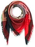 BOSS Damen Schal Nalogo, Rot (Bright Red 621), One Size (Herstellergröße: STÜCK)