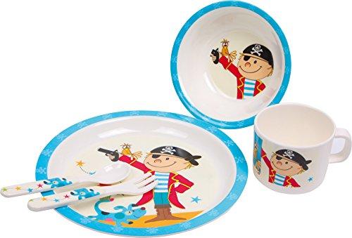 """Frühstücks-Set """"Pirat"""" - Verkauf pro Stück"""