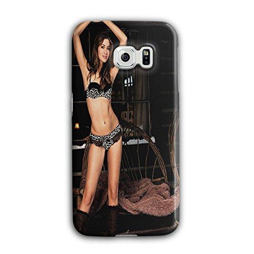 Bikini Erotisch Mädchen Sexy Mode Mädchen 3D Samsung Galaxy S6 Edge Hülle | Wellcoda (Mode Cowgirl-stiefel)