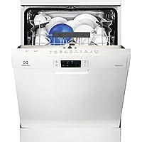 Electrolux ESF5534LOW Independiente 13cubiertos A++ lavavajilla - Lavavajillas (Independiente, Blanco, Tamaño completo (60 cm), Blanco, Botones, LED)