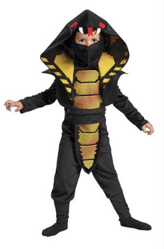 Cobra Ninja Costume Child Large (Ninja Kostüme Cobra)