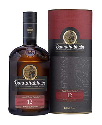 Bunna hab Hain 12anni di Islay Single Malt Scotch Whisky (1x 0,7l)