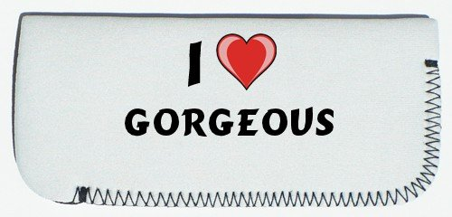 Used, Glasses Case with I Love gorgeous for sale  Delivered anywhere in Ireland