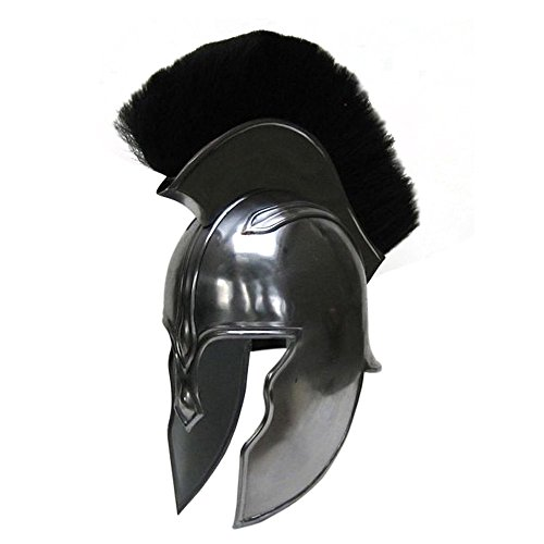 Achilles Troy Helm - Silber - One Size by nauticalmart