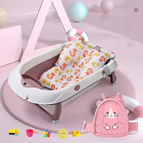Mr.LQ Baby Badewanne Duschwanne Falten tragbare Baby Badewanne Bad Barrel Kinder Babywanne Waschbecken
