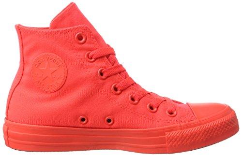 Converse Mandrini 150523F Chuck Taylor All Star Mono Rosso Rosso Orange