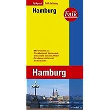 Falkplan Falk-Faltung Hamburg