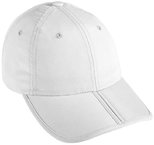 Myrtle Beach Uni Pack-a-Cap, white, One size, MB6155 wh