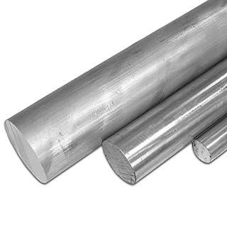 B&T Metall Aluminium Rund Ø 20 mm gepresst AlCuMgPb (2007) Länge ca. 1 mtr. (1000 mm +/- 5 mm)