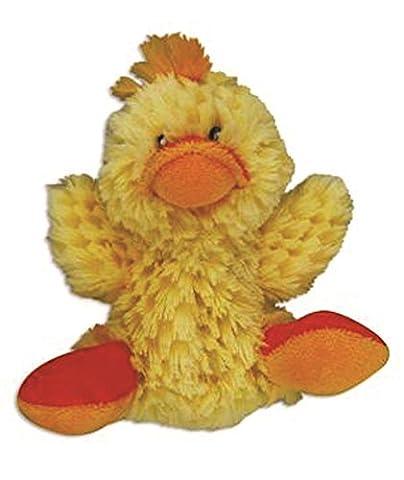 KONG Plush Canard Jouets en Peluche pour Chiens S