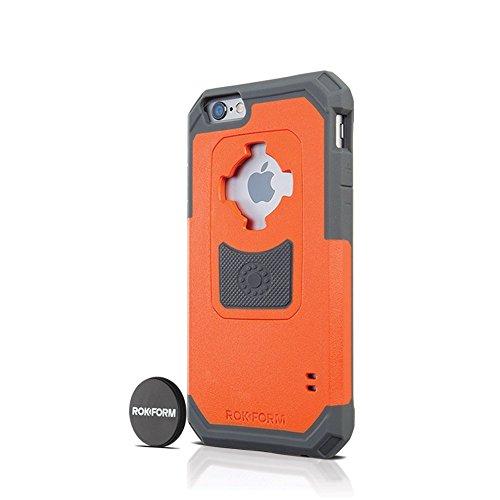 Rokform V3custodia con magnetico supporto auto per iPhone 6 Orange