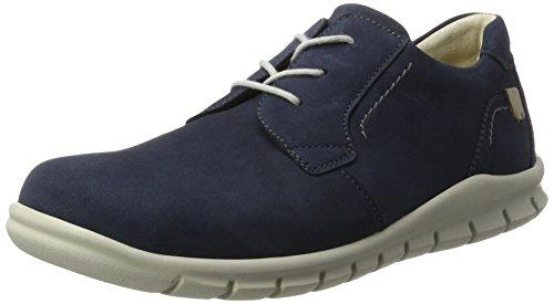 Waldläufer - Hector, Scarpe stringate Uomo Denim (Jeans)