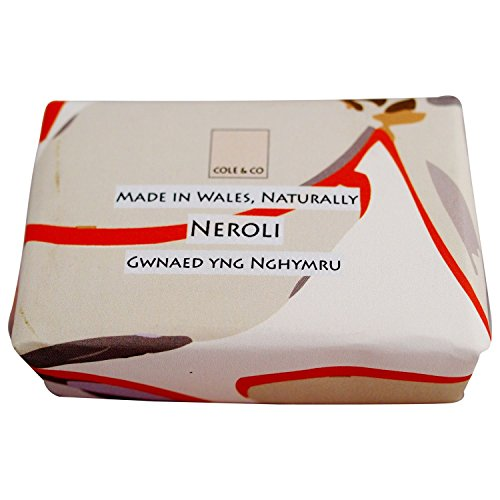 Cole & Co Néroli Savon 80G (Lot de 2)