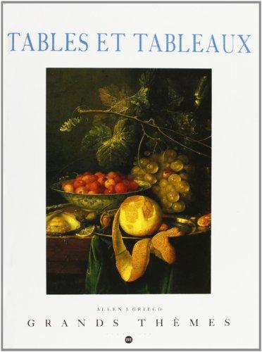 Tables et tableaux par Allen-J Grieco