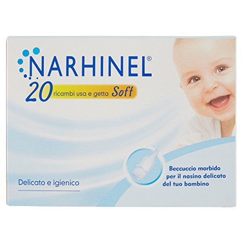 Narhinel Ricariche Soft 20 Pezzi