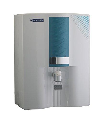 Blue Star Majesto MA3WBAM01 8-Litre RO Water Purifier,Blue/White