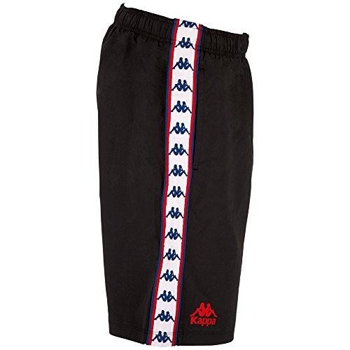 Kappa Herren Clark Shorts 005 black