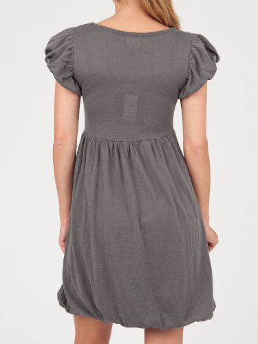 ICHI - Robe - Femme Coupe : normale Gris - Gris