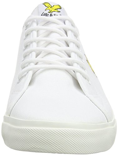 Lnss Teviot Twill, Sneakers Basses Homme Blanc (626 White)