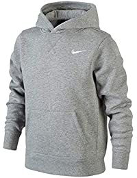 Nike Jungen Kapuzenpullover Brushed Fleece