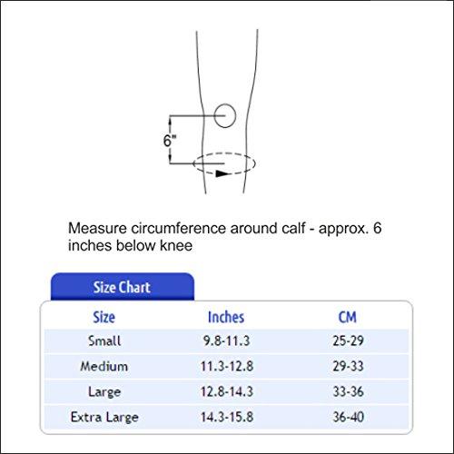 Tynor Compression Below Knee Stocking - Medium
