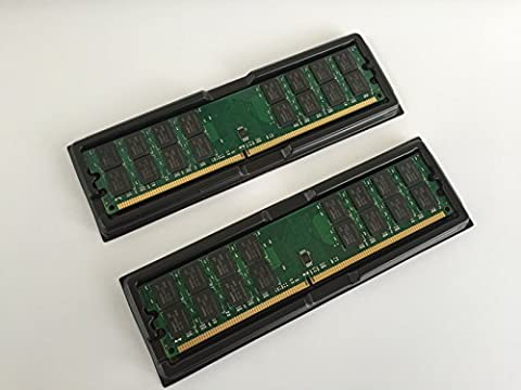 8GB DDR2 800MHz - 2x 4GB Kit - PC2-6400 RAM Speicher PC Speicher PC6400 240pin - kompatibel zu 533/667MHz / für AMD und VIA *nicht kompatibel zu
