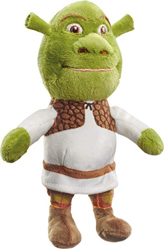 Schmidt Spiele 42713 DreamWorks - Peluche de Shrek (18 cm)