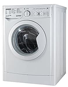 Indesit EWC 91083 BS IT Libera installazione Caricamento frontale 9kg 1000Giri/min A+++ Bianco lavatrice