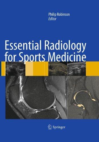Essential Radiology for Sports Medicine (2010-07-12)