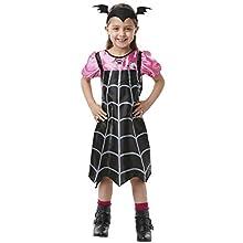 Rubie's Official Disney Junior, Vampirina Childs Costume- Toddler Age 2-3, Height 98 cm