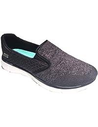 Skechers de Grofa bis25mm de SP.BOD.ABS, Color Negro, Talla 41 UE