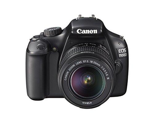 Canon EOS 1100D ( 12.6 Megapixel (2.7 Zoll Display) (Generalüberholt) Refurbished Canon Digital