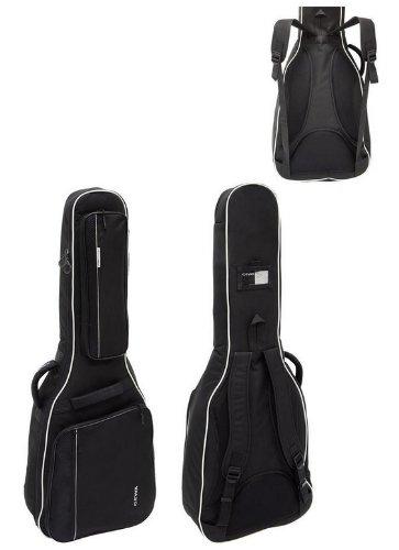Gitarren Prestige (Gewa Prestige 25 E-Gitarre Gigbag (schwarz) / reißfest und wasserabweisend)