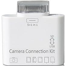Yonis - Kit De Connexion Ipad 1 2 3 Usb Et Carte Sd