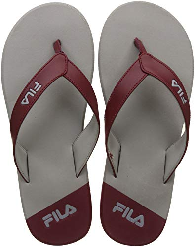 81d9deaac264 65% OFF on Fila Men s Coast Flip Flops Thong Sandals on Amazon ...