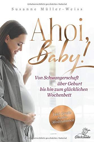 AHOI, BABY!: Von Schwangerschaft über Geburt bis hin zum glücklichen Wochenbett.