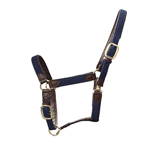 Kentucky Stallhalfter Plaited Nylon WB n