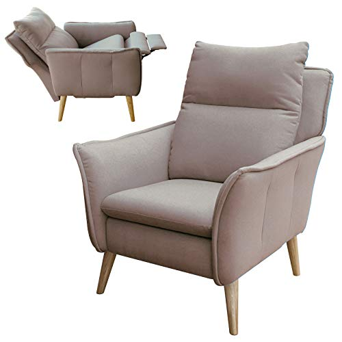 place to be! Top moderner Lounge-Relax-Sessel in Premiumqualität im skandinavischem Stil....