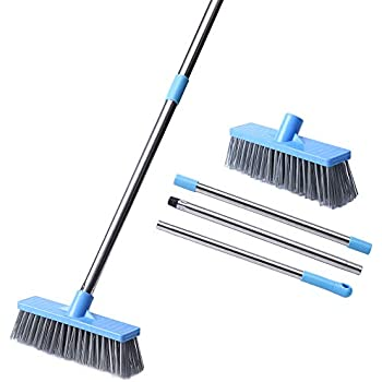Tough Deck Scrubber Brush Blue Ideal Way To Clean Your